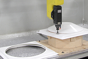 Fsi Glossary Thermoplastic Thermoforming Pressure Forming